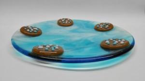 blauwe beschuit met muisjes schaal 2