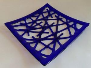 blauwe stroken schaal 2